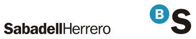 Abre en nueva ventana: SabadellHerrero