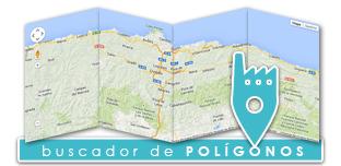 Abre en nueva ventana: Buscador de Polígonos Industriales en Asturias