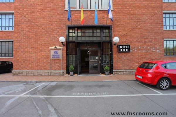 Hotel parque empresarial Avilés
