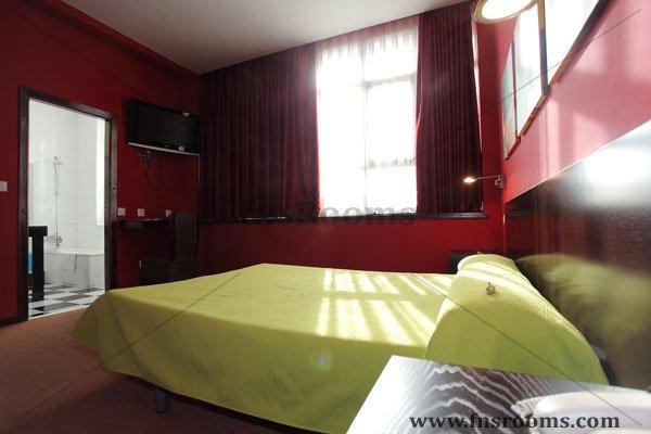localizador hotel: