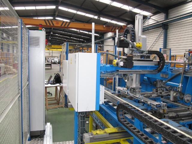 Fabricaciones de bienes de equipo en Talleres Difer polígono de las Arobias Avilés