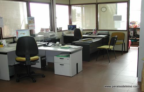 Federaci n de pol gonos industriales de asturias inicio for Localizador oficinas