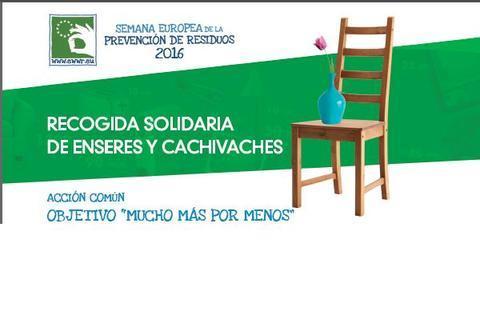 Federación de Polígonos Industriales de Asturias - CAMPAÑA DE RECOGIDA DE CACHIVACHES DE LA SEPR - Federación de Polígonos Industriales de Asturias