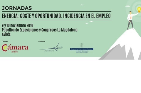 """Federación de Polígonos Industriales de Asturias - JORNADA: """"ENERGÍA: COSTES Y OPORTUNIDAD. INCIDENCIA EN EL EMPLEO"""" - Federación de Polígonos Industriales de Asturias"""