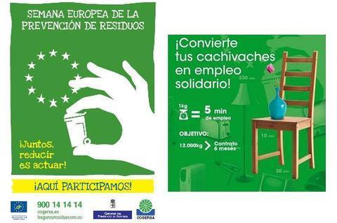 Federación de Polígonos Industriales de Asturias - SEMANA EUROPEA DE PREVENCIÓN DE RESIDUOS 2016 - Federación de Polígonos Industriales de Asturias