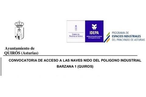Federación de Polígonos Industriales de Asturias - IMPULSO AL POLÍGONO DE BÁRZANA EN QUIRÓS - Federación de Polígonos Industriales de Asturias