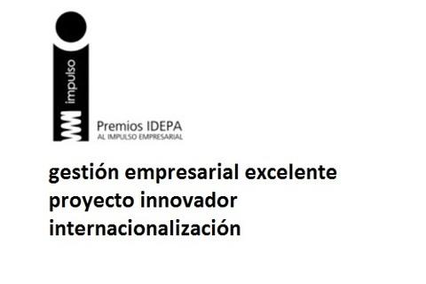 Federación de Polígonos Industriales de Asturias - ENTREGA DE PREMIOS IDEPA AL IMPULSO EMPRESARIAL - Federación de Polígonos Industriales de Asturias