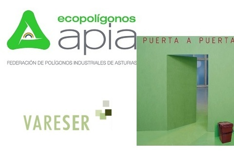 Federación de Polígonos Industriales de Asturias - ECOPOLÍGONOS APIA: NUEVO SERVICIO PUERTA A PUERTA - Federación de Polígonos Industriales de Asturias