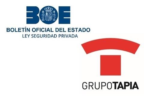 Federación de Polígonos Industriales de Asturias - NORMATIVA DE SEGURIDAD PRIVADA PARA SISTEMAS ELECTRÓNICOS - Federación de Polígonos Industriales de Asturias
