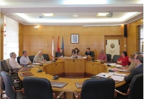 Federación de Polígonos Industriales de Asturias - REUNIÓN DEL CONSEJO DE AREAS INDUSTRIALES DE CARREÑO - Federación de Polígonos Industriales de Asturias