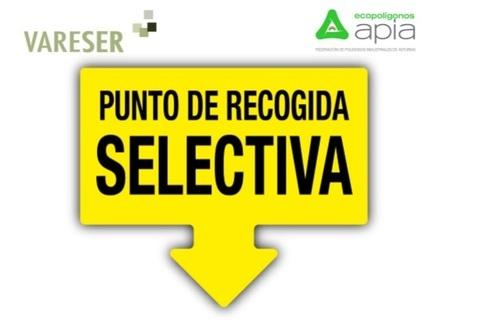 Federación de Polígonos Industriales de Asturias - ESTRENO DEL SERVICIO DE RECOGIDA PUERTA A PUERTA DE RESIDUOS - Federación de Polígonos Industriales de Asturias