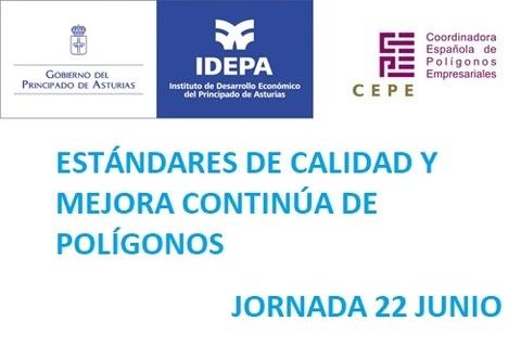 Federación de Polígonos Industriales de Asturias - HACIA LA CALIDAD EN LOS POLÍGONOS INDUSTRIALES - Federación de Polígonos Industriales de Asturias