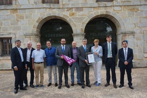 """Federación de Polígonos Industriales de Asturias - PRIMERA CERTIFICACIÓN  DE LA MARCA """"POLÍGONO EMPRESARIAL DE CALIDAD"""" - Federación de Polígonos Industriales de Asturias"""