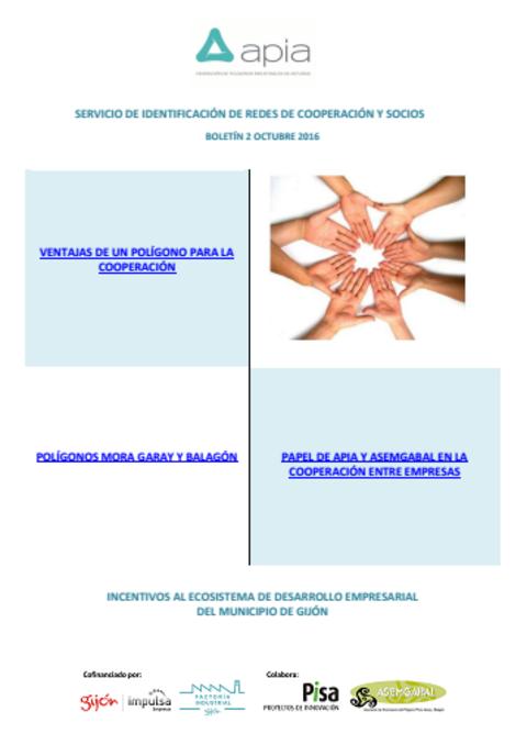 Federación de Polígonos Industriales de Asturias - OCTUBRE 2016 - Federación de Polígonos Industriales de Asturias