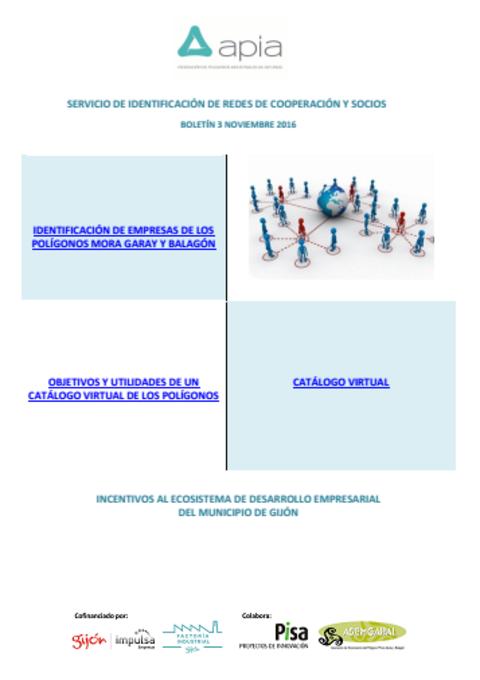 Federación de Polígonos Industriales de Asturias - NOVIEMBRE 2016 - Federación de Polígonos Industriales de Asturias
