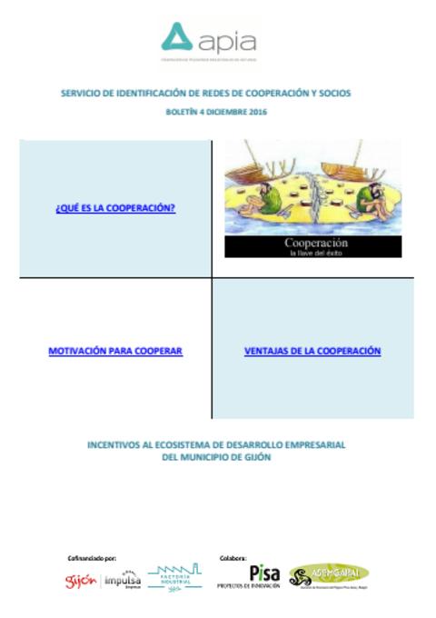 Federación de Polígonos Industriales de Asturias - DICIEMBRE 2016 - Federación de Polígonos Industriales de Asturias