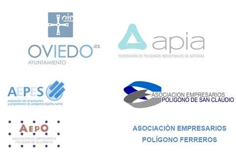Federación de Polígonos Industriales de Asturias - CREACIÓN DE LA MESA DE POLÍGONOS DE OVIEDO - Federación de Polígonos Industriales de Asturias