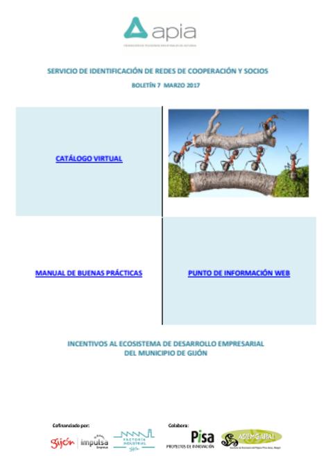 Federación de Polígonos Industriales de Asturias - MARZO 2017 - Federación de Polígonos Industriales de Asturias