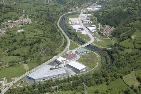 Federación de Polígonos Industriales de Asturias - PROYECTO MUNICIPAL EN EL POLÍGONO DE OLLONIEGO - Federación de Polígonos Industriales de Asturias