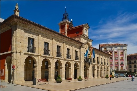 Federación de Polígonos Industriales de Asturias - MODIFICACIONES DE LAS NORMAS URBANÍSTICAS DE AVILÉS - Federación de Polígonos Industriales de Asturias