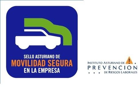 Federación de Polígonos Industriales de Asturias - PUBLICACIÓN  DE LOS SELLOS DE MOVILIDAD SEGURA - Federación de Polígonos Industriales de Asturias