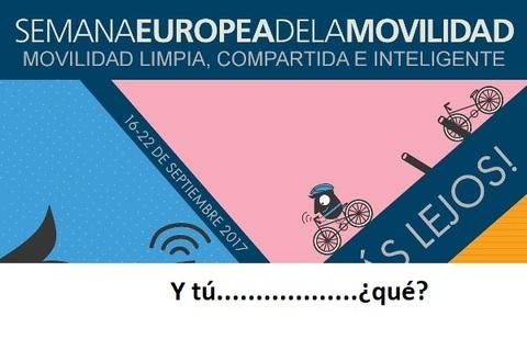 Federación de Polígonos Industriales de Asturias - SEMANA EUROPEA DE LA MOVILIDAD - Federación de Polígonos Industriales de Asturias
