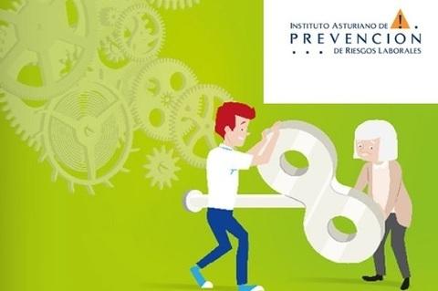 Federación de Polígonos Industriales de Asturias - SEMANA EUROPEA PARA LA SEGURIDAD Y  LA SALUD EN EL TRABAJO 2017 - Federación de Polígonos Industriales de Asturias