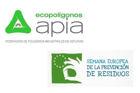 Federación de Polígonos Industriales de Asturias - APIA SE SUMA A LA SEMANA EUROPEA DE PREVENCIÓN DE RESIDUOS - Federación de Polígonos Industriales de Asturias
