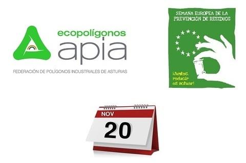 Federación de Polígonos Industriales de Asturias - SEMANA EUROPEA DE PREVENCIÓN DE RESIDUOS 2017 - Federación de Polígonos Industriales de Asturias