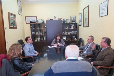 Federación de Polígonos Industriales de Asturias - RENOVACIÓN DE LOS CONVENIOS DE FALMURIA Y TABAZA - Federación de Polígonos Industriales de Asturias