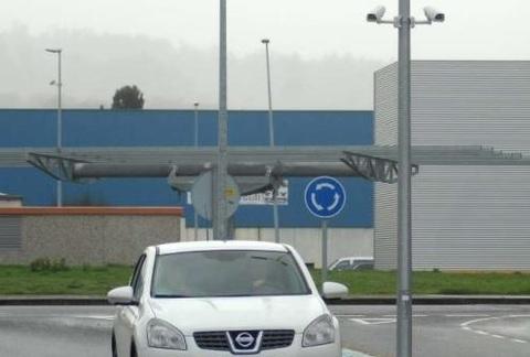 Federación de Polígonos Industriales de Asturias - MORA GARAY Y RIO PINTO PROTECCIÓN CON VIDEOVIGILANCIA - Federación de Polígonos Industriales de Asturias