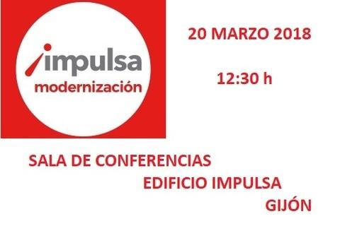"""Federación de Polígonos Industriales de Asturias - PROYECTO """"IMPULSA MODERNIZACIÓN"""" - Federación de Polígonos Industriales de Asturias"""