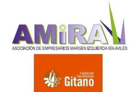 Federación de Polígonos Industriales de Asturias - AMIRA FIRMA UN CONVENIO CON LA FUNDACION SECRETARIADO GITANO - Federación de Polígonos Industriales de Asturias