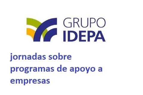 Federación de Polígonos Industriales de Asturias - PROGRAMAS DE APOYO DEL GRUPO IDEPA. - Federación de Polígonos Industriales de Asturias
