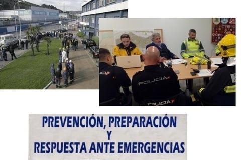 Federación de Polígonos Industriales de Asturias - PLAN DE EMERGENCIA EXTERIOR - Federación de Polígonos Industriales de Asturias