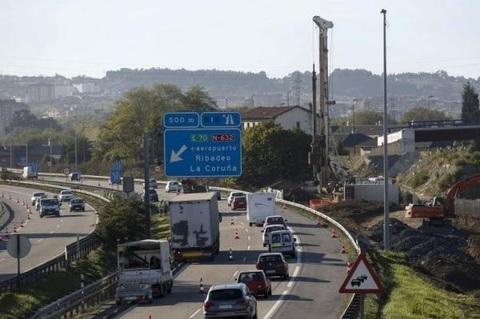 Federación de Polígonos Industriales de Asturias - CORTE DEL TRÁFICO EN AVILÉS POR LOS ACCESOS AL PEPA - Federación de Polígonos Industriales de Asturias