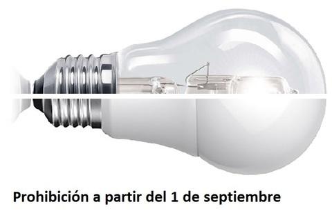 Federación de Polígonos Industriales de Asturias - LAS BOMBILLAS HALÓGENAS QUEDAN PROHIBIDAS  - Federación de Polígonos Industriales de Asturias