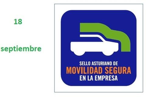 Federación de Polígonos Industriales de Asturias - SEGUNDA ENTREGA DE SELLOS DE MOVILIDAD SEGURA EN LA EMPRESA - Federación de Polígonos Industriales de Asturias