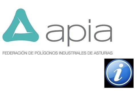 Federación de Polígonos Industriales de Asturias - SERVICIOS INFORMATIVOS EN LA WEB DE APIA  - Federación de Polígonos Industriales de Asturias