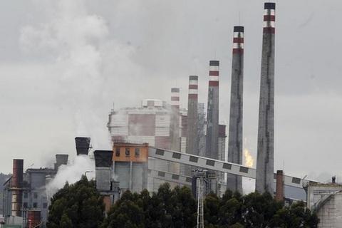 Federación de Polígonos Industriales de Asturias - MODIFICACIÓN DEL PEPA POR CIERRE DE BATERÍAS DE COK - Federación de Polígonos Industriales de Asturias