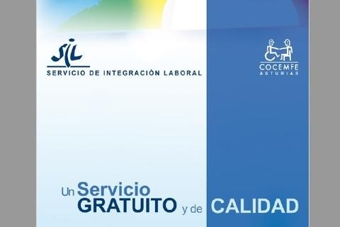 Federación de Polígonos Industriales de Asturias - SERVICIO DE INTEGRACIÓN LABORAL - Federación de Polígonos Industriales de Asturias