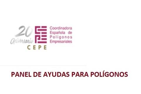 Federación de Polígonos Industriales de Asturias - PANEL DE AYUDAS PARA POLÍGONOS INDUSTRIALES - Federación de Polígonos Industriales de Asturias