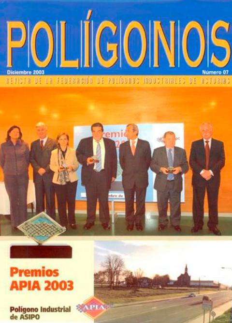 Federación de Polígonos Industriales de Asturias - REVISTA POLIGONOS Nº 7 - Federación de Polígonos Industriales de Asturias
