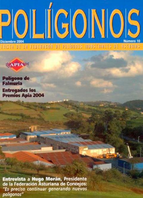 Federación de Polígonos Industriales de Asturias - REVISTA POLIGONOS Nº 10 - Federación de Polígonos Industriales de Asturias