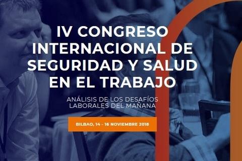 Federación de Polígonos Industriales de Asturias - CONGRESO INTERNACIONAL DE SEGURIDAD Y SALUD EN EL TRABAJO - Federación de Polígonos Industriales de Asturias