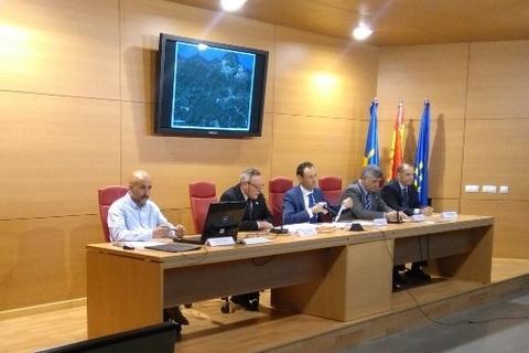 Federación de Polígonos Industriales de Asturias - PRESENTACIÓN DEL SISTEMA ACÚSTICO DE ALERTA A LA POBLACIÓN - Federación de Polígonos Industriales de Asturias