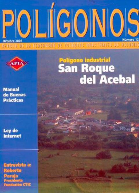 Federación de Polígonos Industriales de Asturias - REVISTA POLIGONOS Nº 12 - Federación de Polígonos Industriales de Asturias
