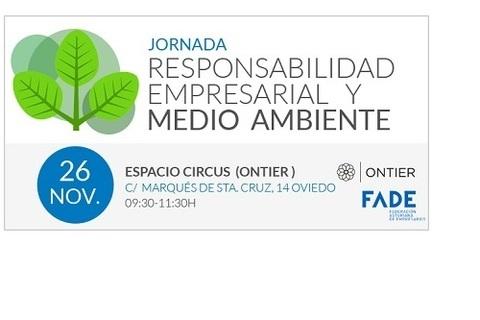 Federación de Polígonos Industriales de Asturias - RESPONSABILIDAD EMPRESARIAL Y MEDIO AMBIENTE - Federación de Polígonos Industriales de Asturias