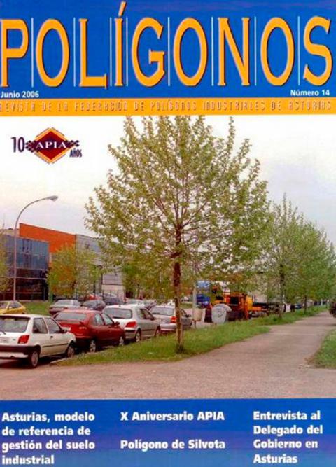 Federación de Polígonos Industriales de Asturias - REVISTA POLIGONOS Nº 14 - Federación de Polígonos Industriales de Asturias