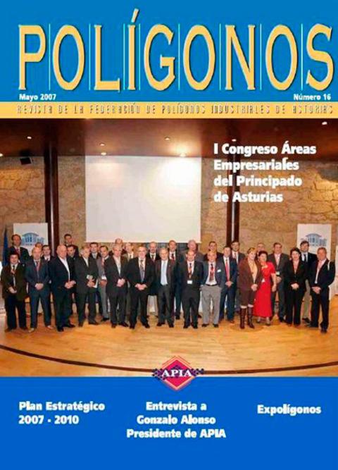 Federación de Polígonos Industriales de Asturias - REVISTA POLIGONOS Nº 16 - Federación de Polígonos Industriales de Asturias